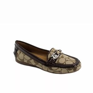 Coach Fortunato signature loafers